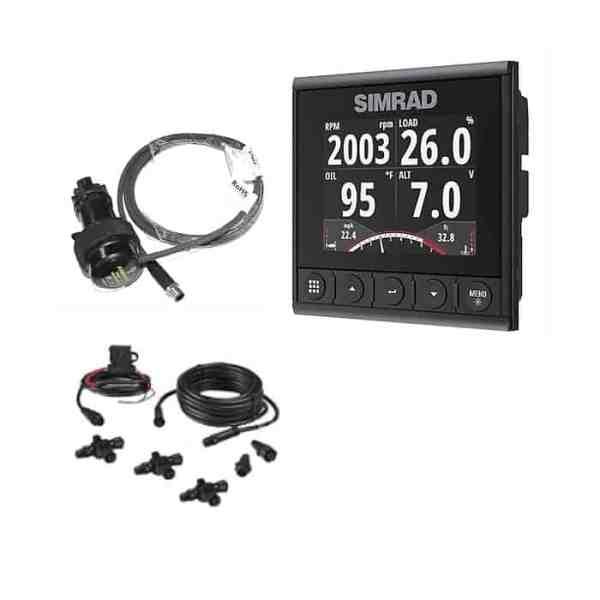 Simrad IS42 Instrumentendisplay DST800