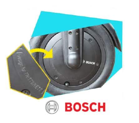 Trittbrett Kalle City Boschdesign 2