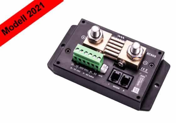 simarine Batteriemonitor SC503 Shunt