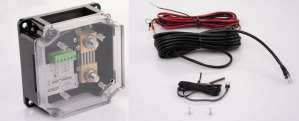 simarine Batteriemonitor-sc502T Shunt Lieferumfang