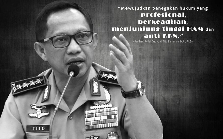 quotes picture tito karnavian navigasinews
