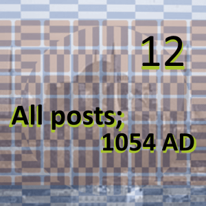 1054 ad - all posts