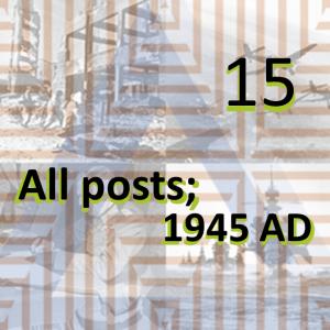 1945 ad - all posts