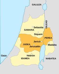 481px-Judea_Johannes_Hyrcanus-Separation of states in Israel 30ad