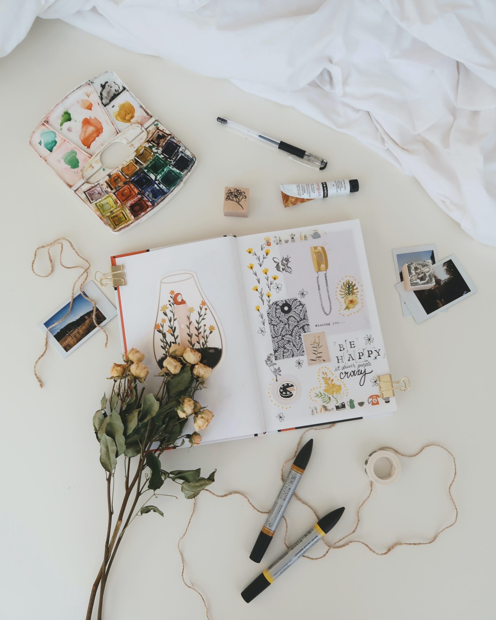 Navigating This Space- Essential Journaling Supplies You Need To Start Journaling Like A Pro