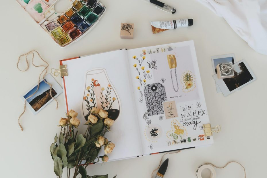 Navigating This Space- Essential Journaling Supplies for beginners
