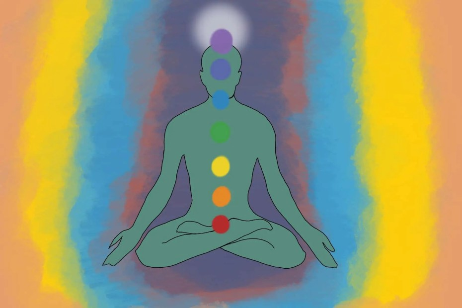 Navigating This Space - chakras explained