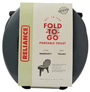 Collapsible Portable Toilet