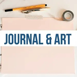 JOURNAL AND ART COVER