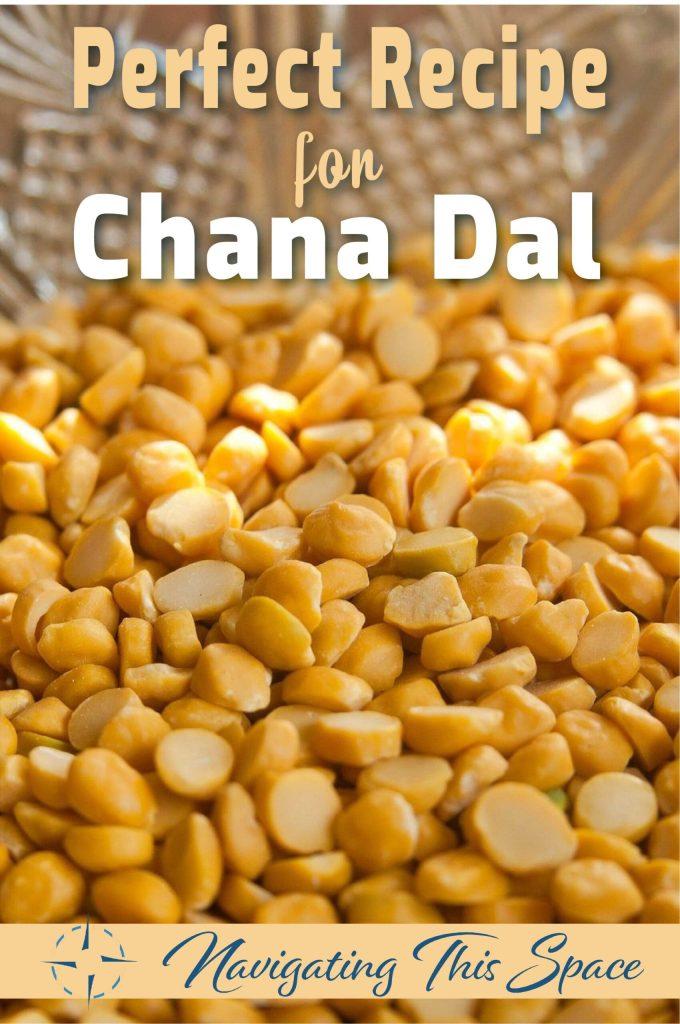 Perfect recipe for chana dal