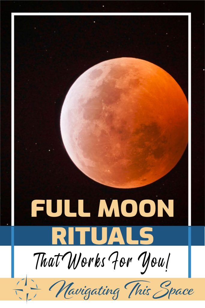 Full moon rituals that works for you