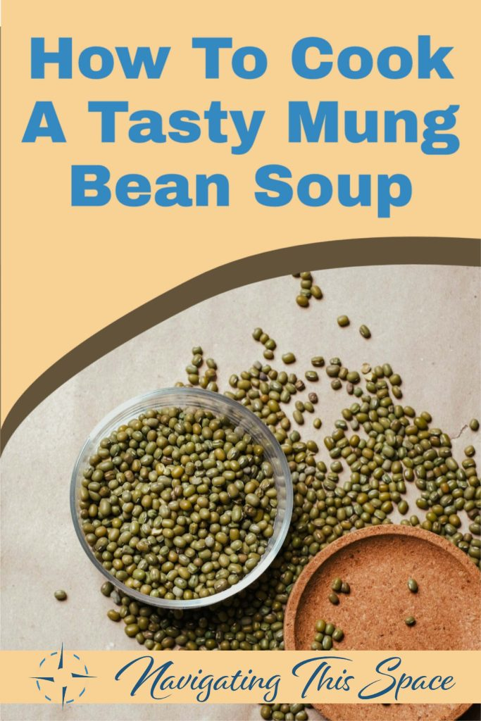 How to cook a tasty mung bean soup