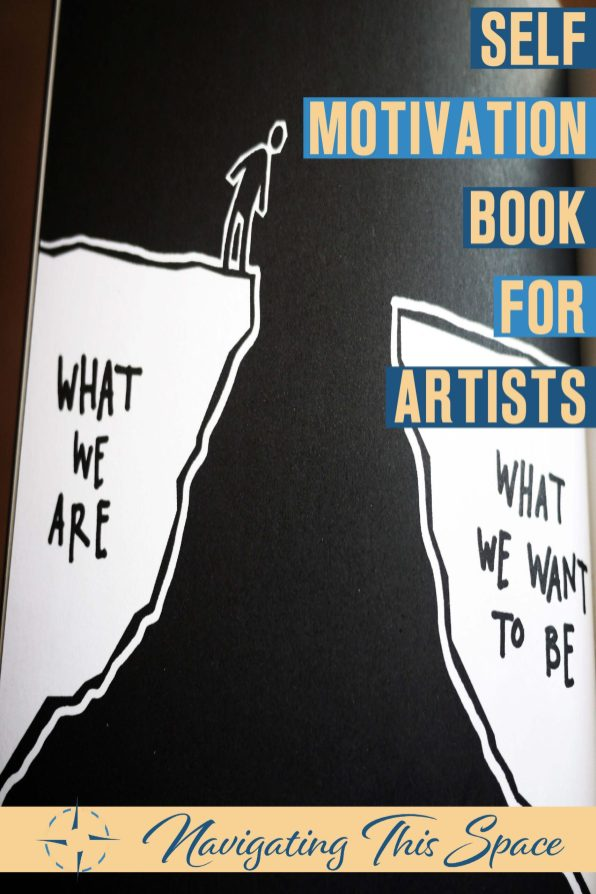 Self Motivation Book For Artists - Steal Like an Artist by Austin Kleon