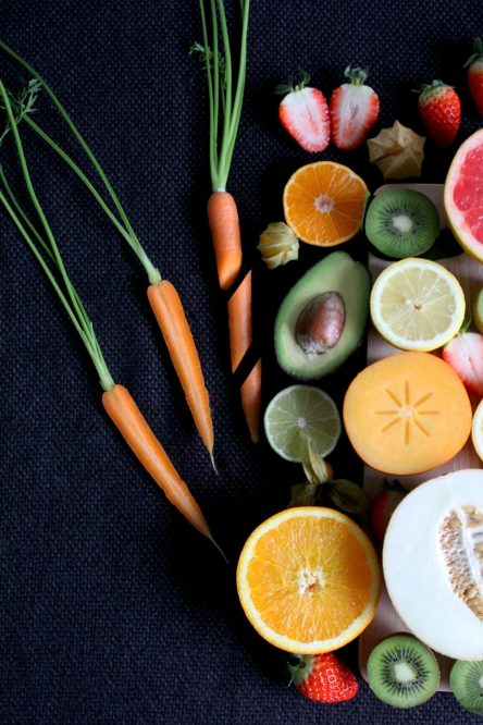healthy foods promotes a healthy mind in a healthy body