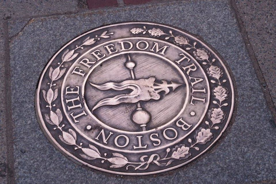 A Guide to Walking the Freedom Trail: Boston, MA