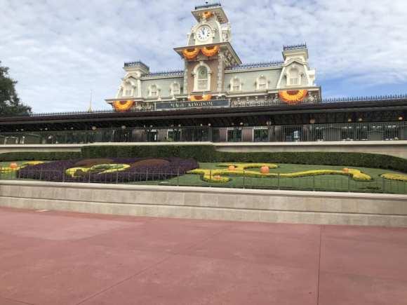 Disney World, Mickey's Not So Scary Halloween Party