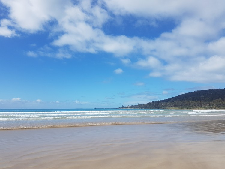 best beaches, lorne