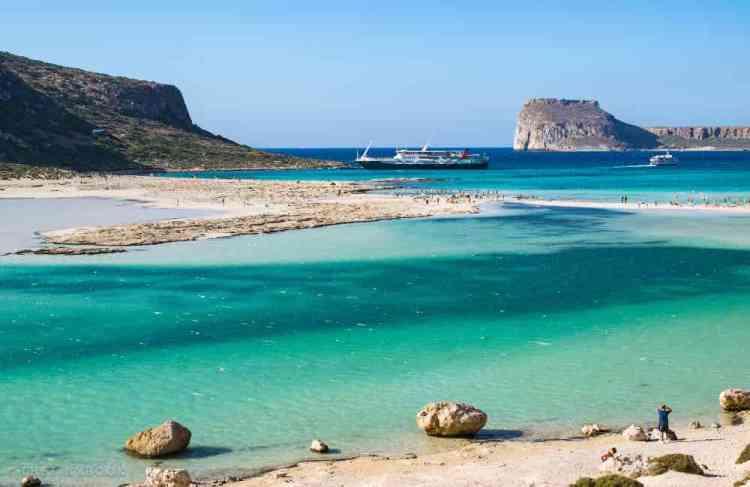 best beaches, balos beach