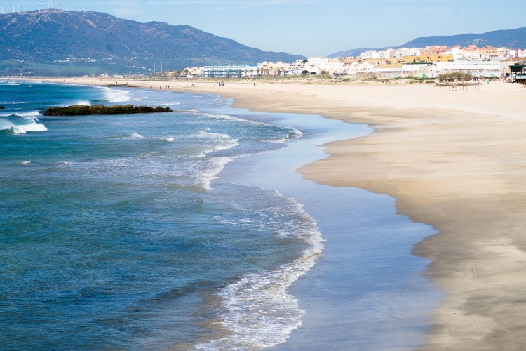 best beaches, playa de los lances