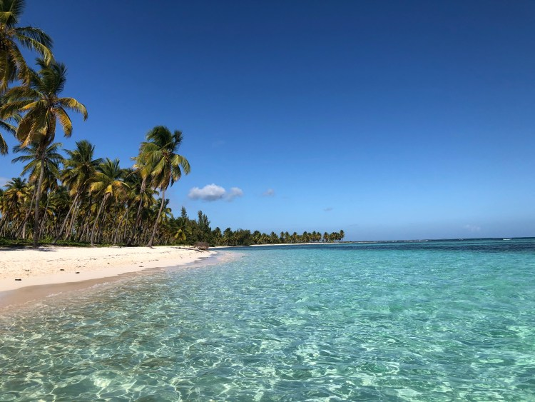 best beaches, saona beach
