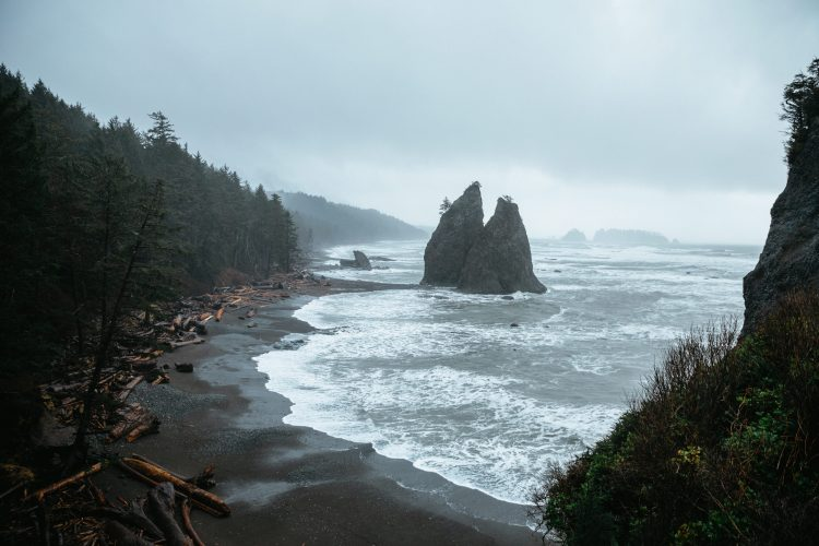 best beaches,rialto beach