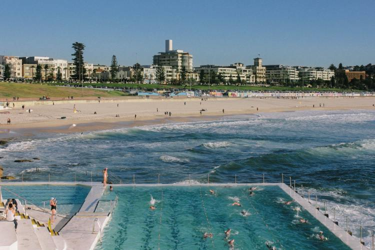 best beaches, bondi beach