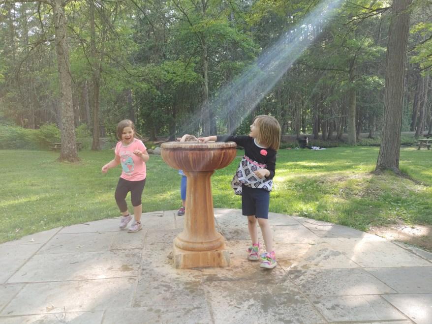 Memorial Spring, Saratoga Spa State Park