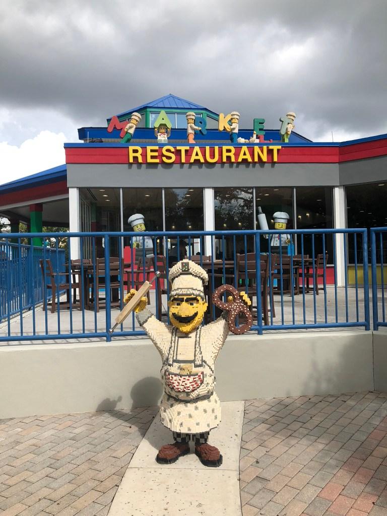 Legoland Florida, lego figure