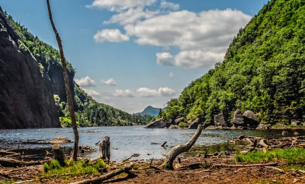 Hiking in the Adirondacks