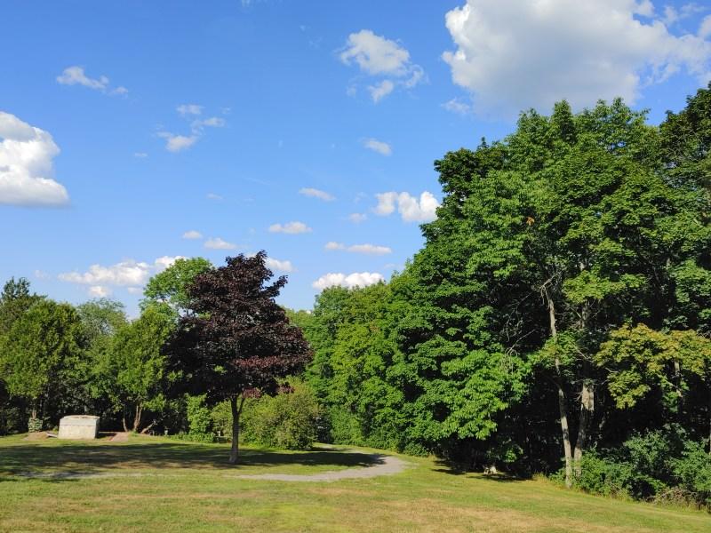Memorial Park, Bangor Maine, real life Derry