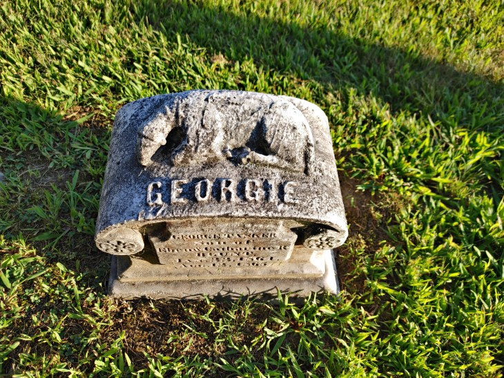 Bangor, Maine, the real life Derry, mount hope cemetery