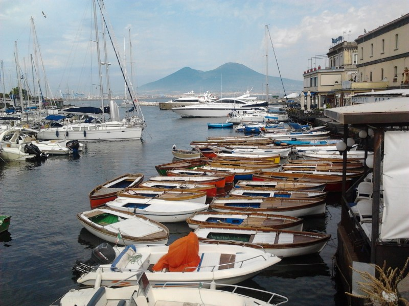Naples, day trips from rome