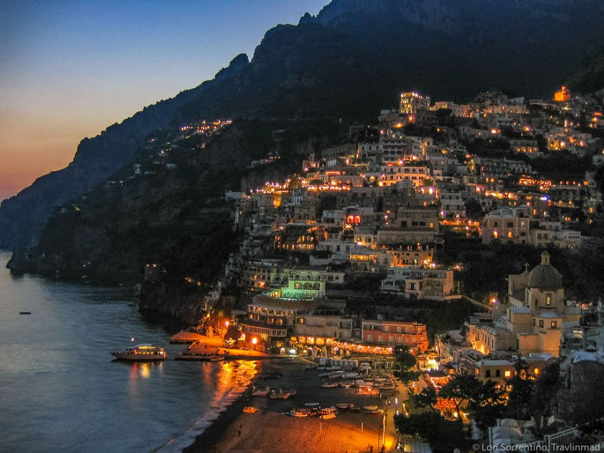 Positano, best day trips from Rome