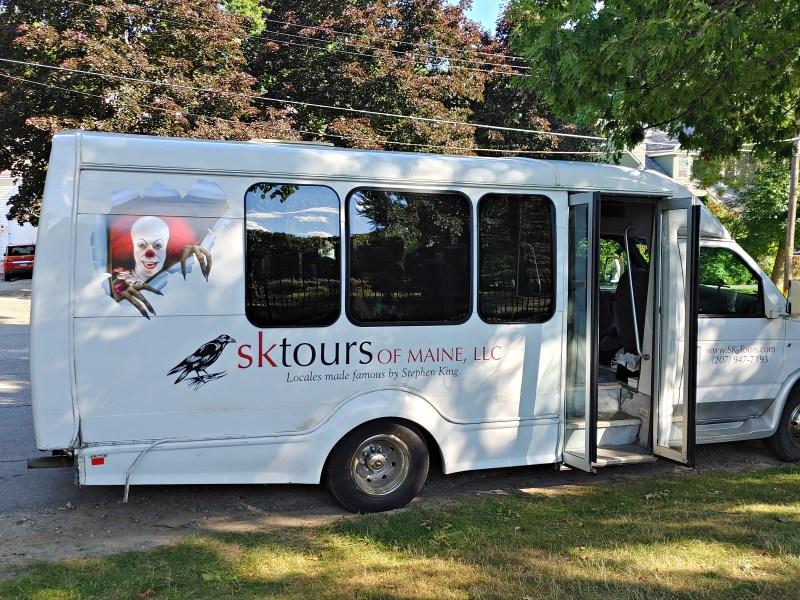 SK tours, Derry, Bangor Maine