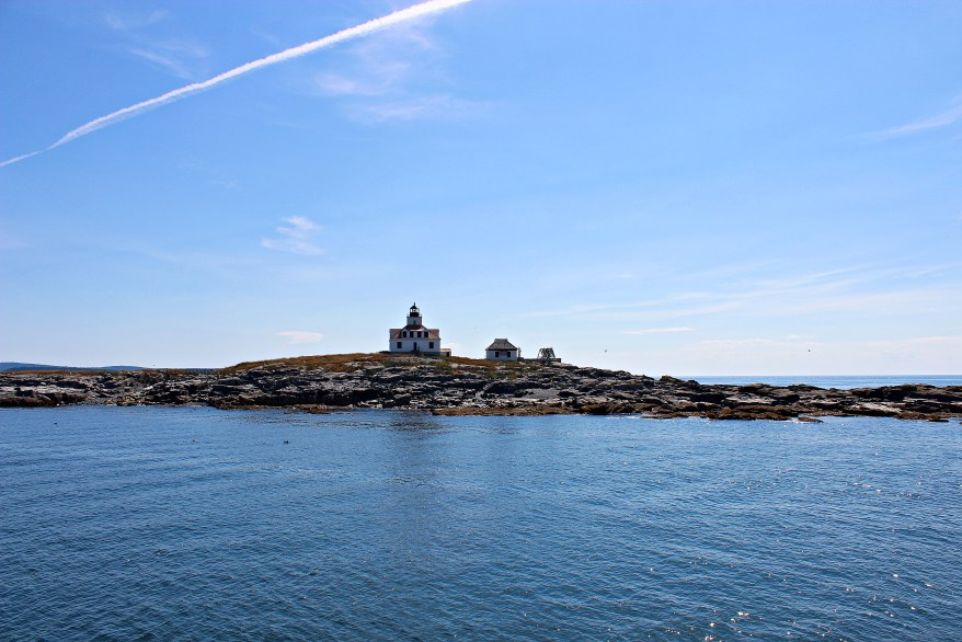 Egg Rock Light, Bar Harbor Puffin and Lighthouse Cruise