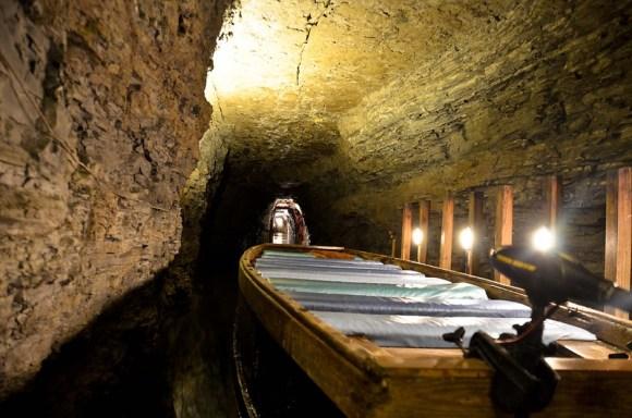 Lockport Caves, haunted new york