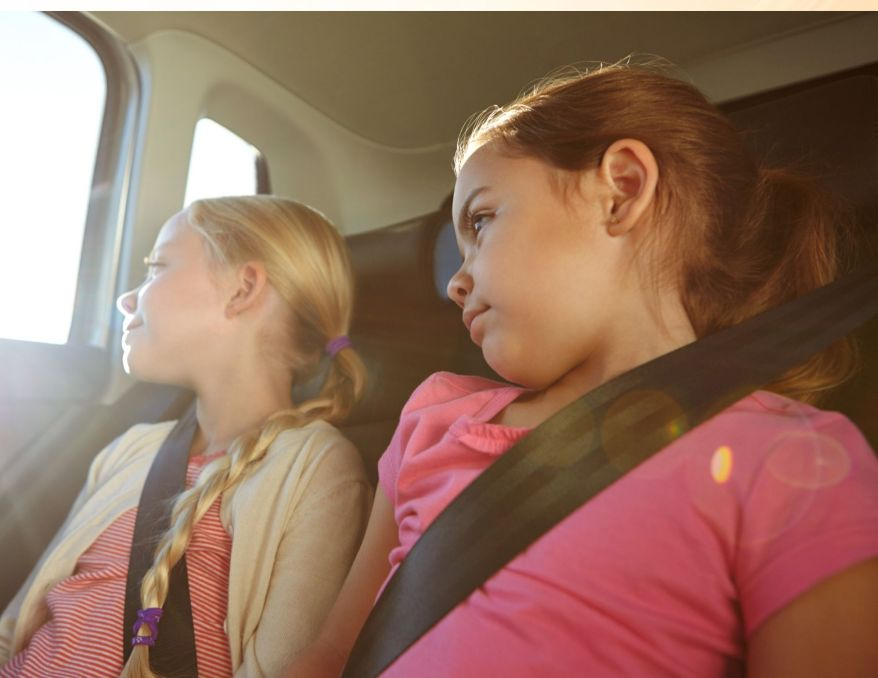 bored, Annoying Habits of Kids While Road Tripping
