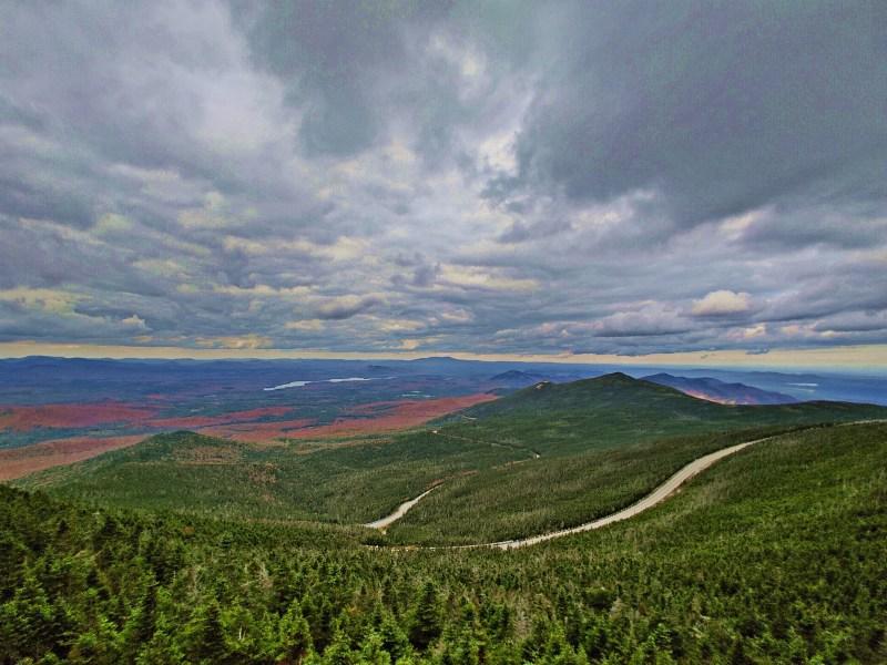 Veteran's Memorial Highway, Whiteface Mountain