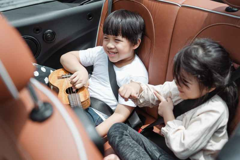 Annoying Habits of Kids While Road Tripping