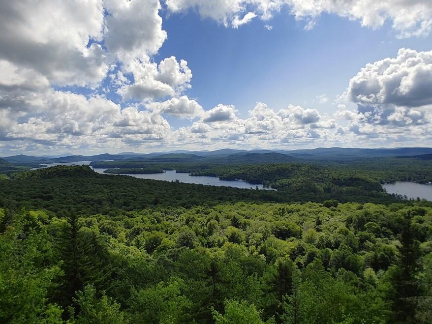 Hiking Bald Mountain