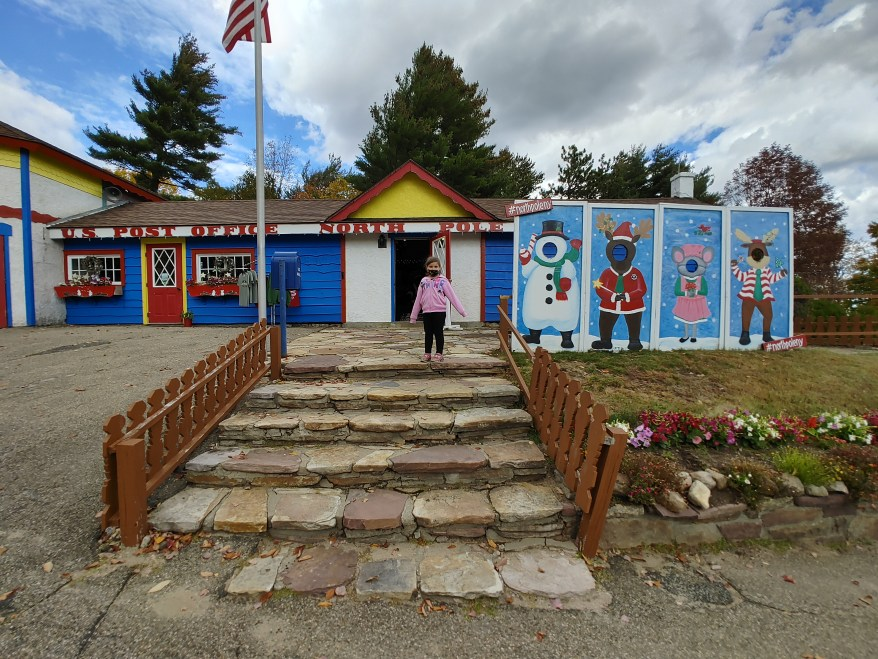North Pole, NY, lake Placid with kids