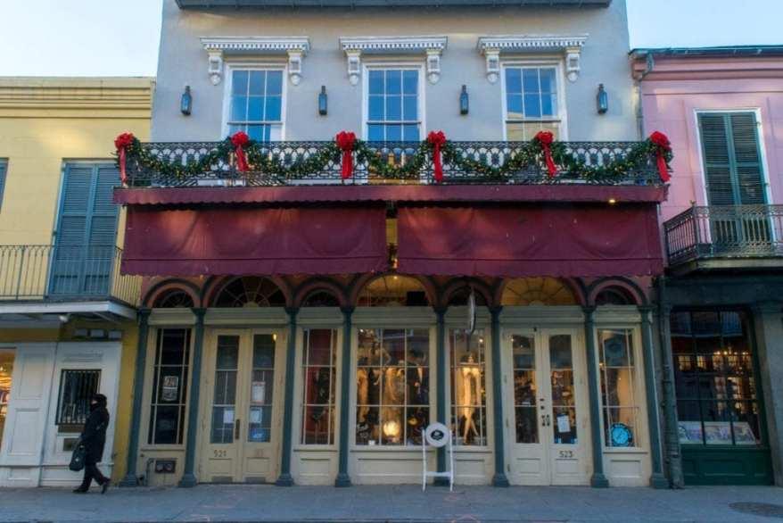 French Quarter, family Christmas destinations