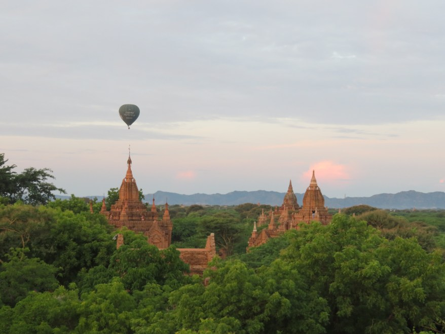 Myanmar. Budget destinations for families