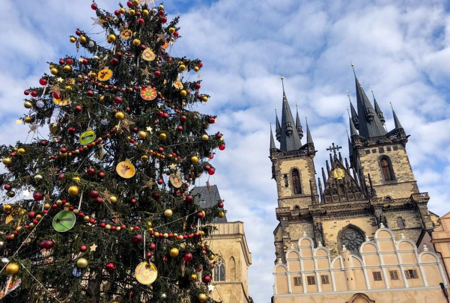 Prague, Family Christmas Destinations