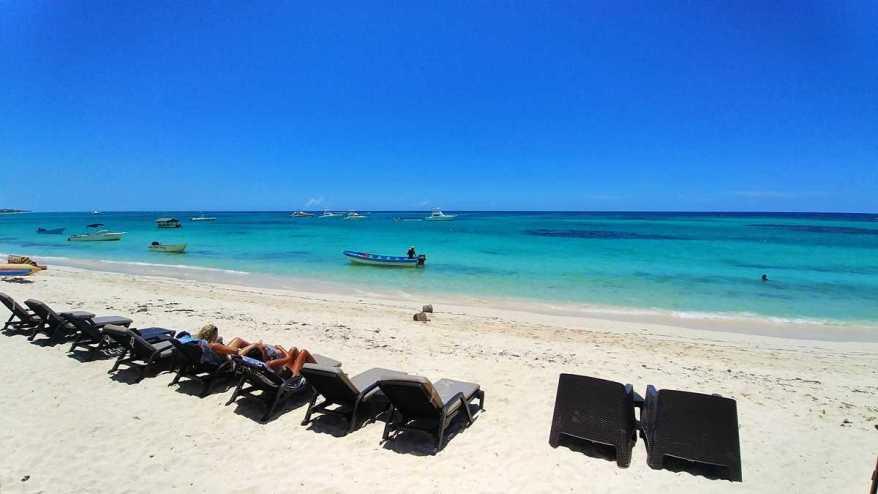 El Cortecito Beach, Punta Cana.