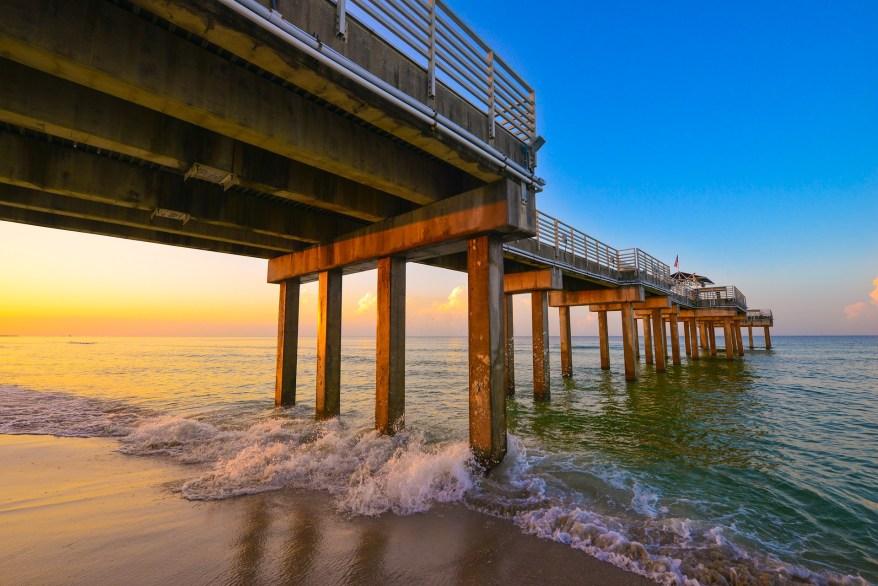 Orange Beach, Alabama, warm winter family getaways