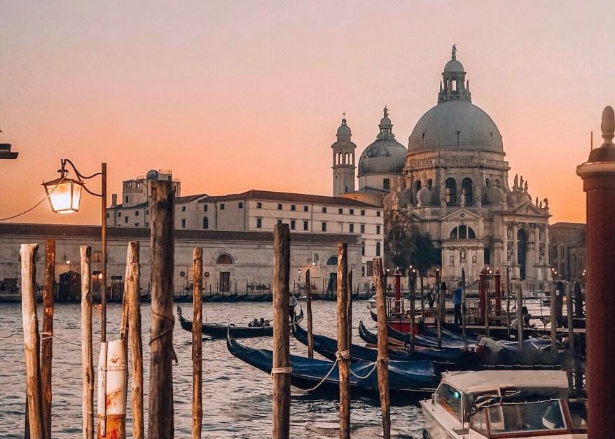 Venice , boats, mom's weekend getaway ideas
