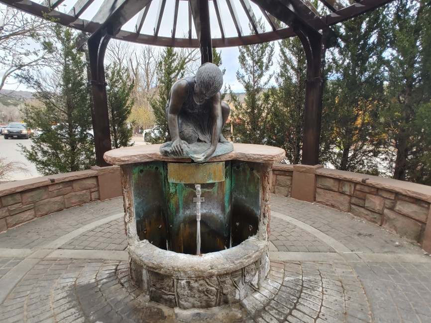 Stratton Spring in Manitou Springs