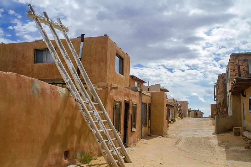 the acoma pueblo, family friendly journey along route 66