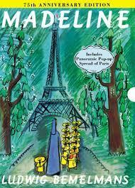 travel books to inspire wanderlust in kids: Madeline